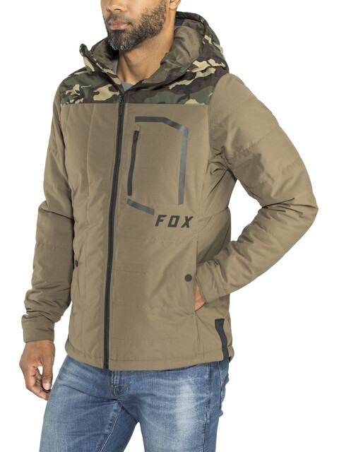 Fox Podium Jacket Men brown